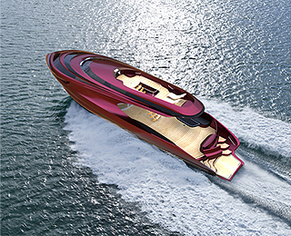 2009 Hyundai international yacht design